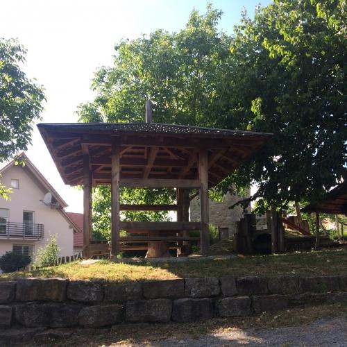 Bild 1: Aktion Spielplatz