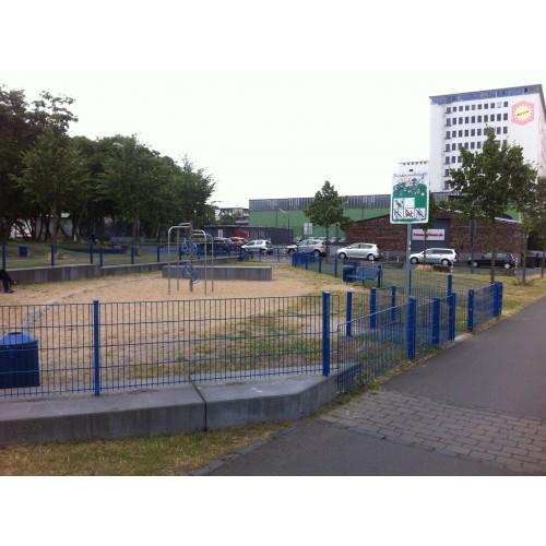 Bild 1: Spielplatz Hafenpark
