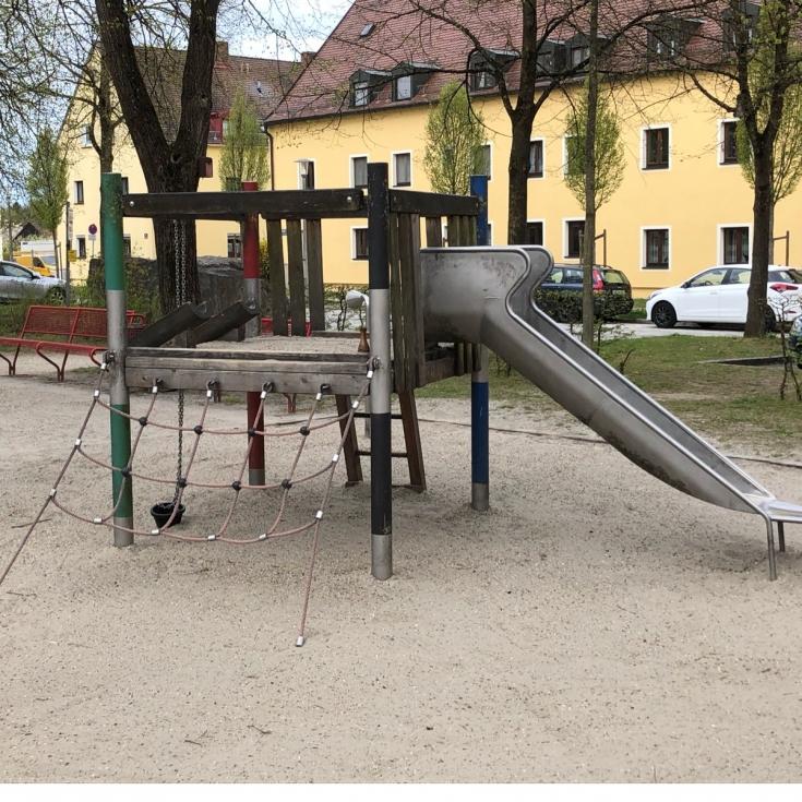 Bild 2: Am Flachlberg / Memeler Straße