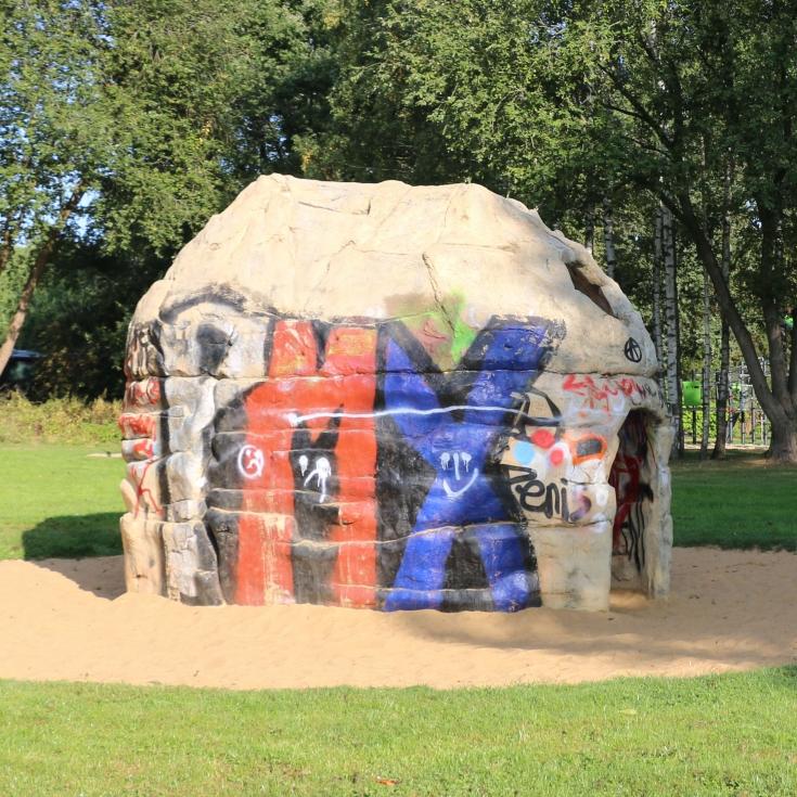 Bild 3: Am Großen Stein
