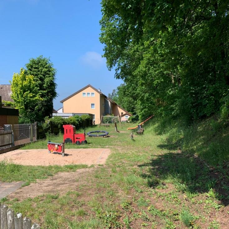 Bild 1: Am Kirchbühl
