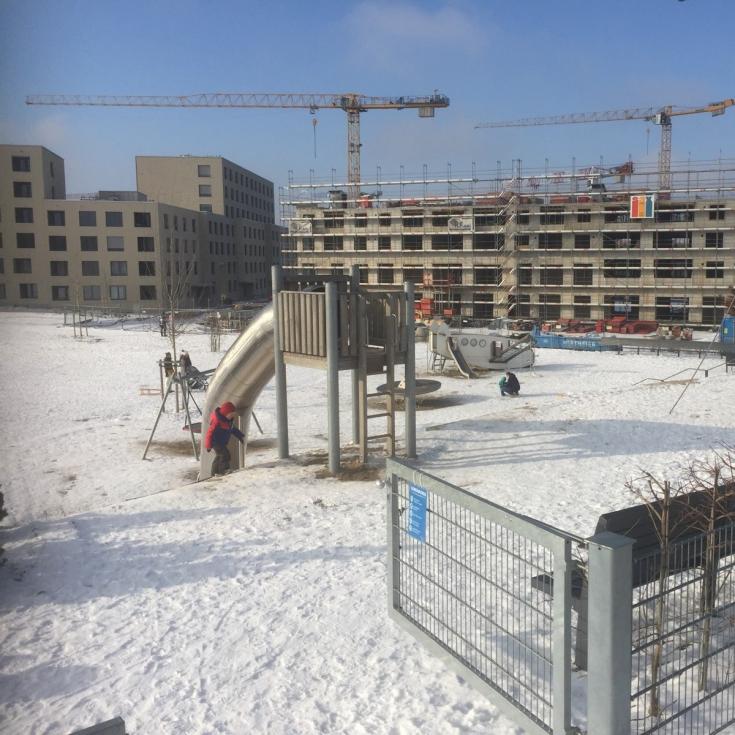 Bild 1: Angela-von-den-Driesch-Spielplatz
