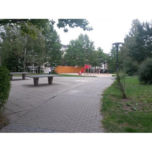 Bild 2: Anna-Siemsen-Straße