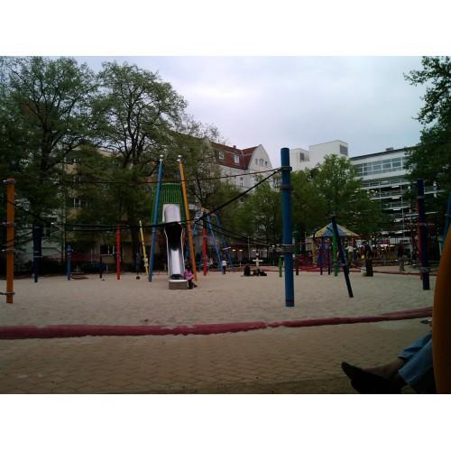 Bild 2: Aristenspielplatz