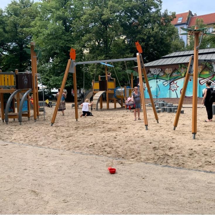 Bild 1: Arnimplatz