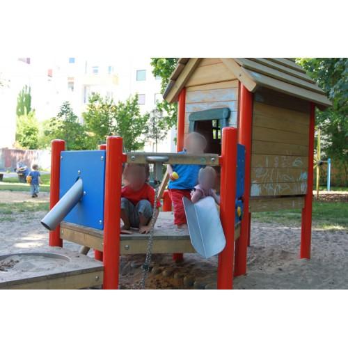 Bild 1: Asternstraße Kleinkindspielplatz