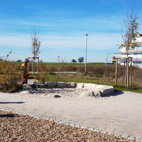 Bild 7: Pippi Langstrumpf Spielplatz