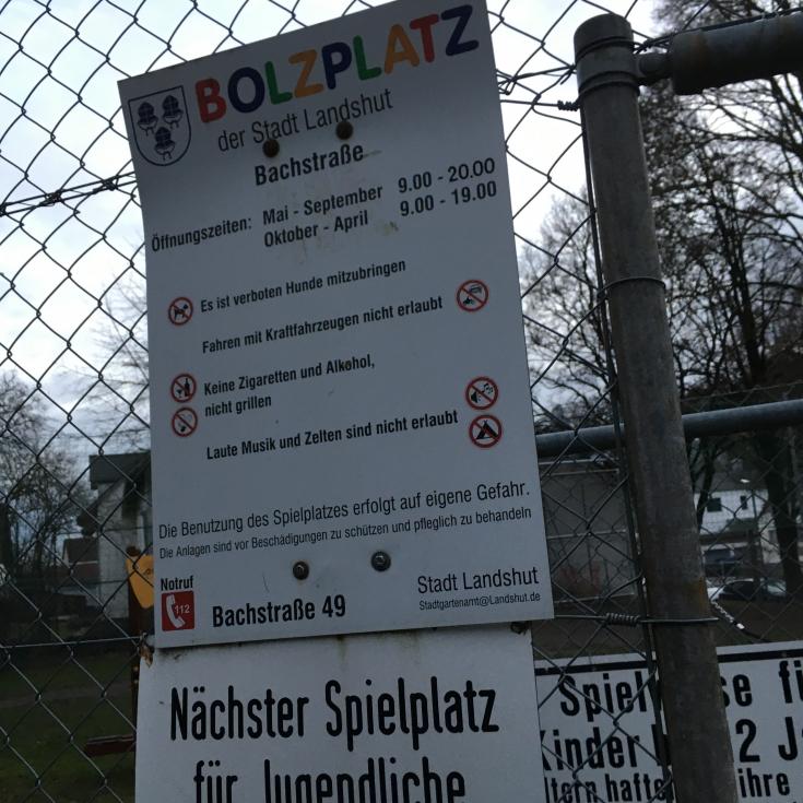 Bild 5: Bachstraße