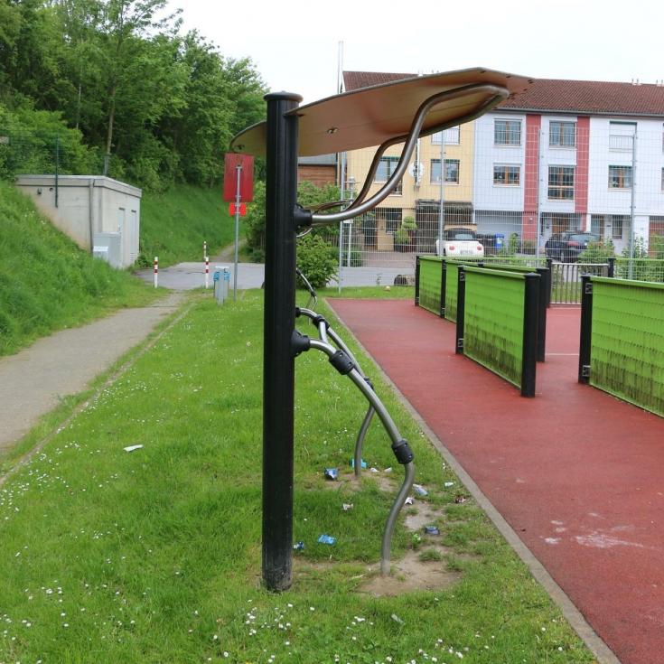 Bild 7: Ballspielplatz Mälzerweg