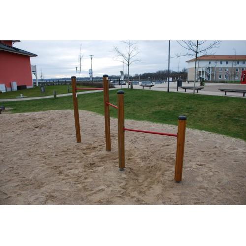 Bild 6: Spielplatz am Dorfhotel Boltenhagen