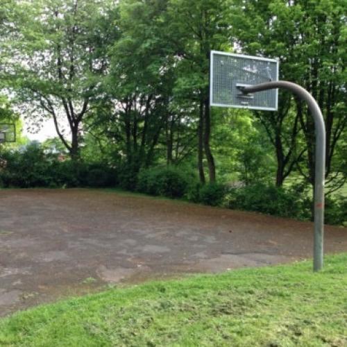 Bild 1: Basketballfeld