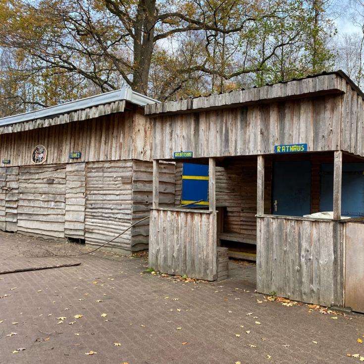 Bild 1: Bau - und Aktivspielplatz Rahlstedt-Ost