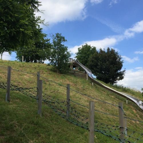 Bild 1: Baunsberg-Spielplatz