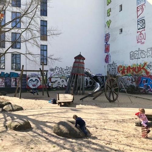 Bild 1: Bevernstraße