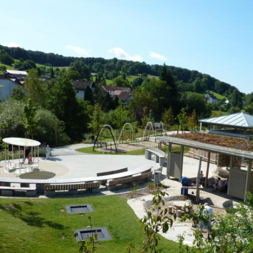 Bild 6: alla hopp Anlage Abtsteinach