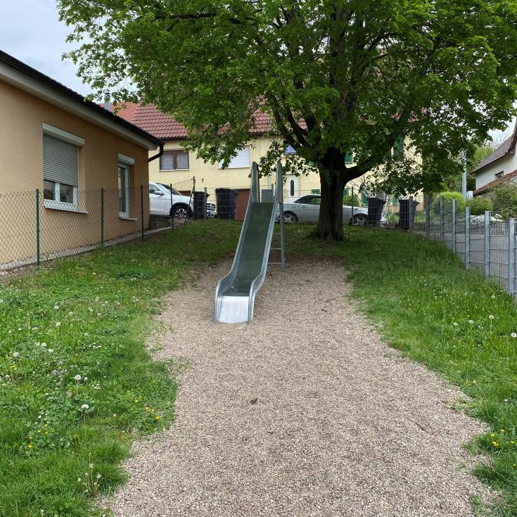 Bild 4: Blütenstraße