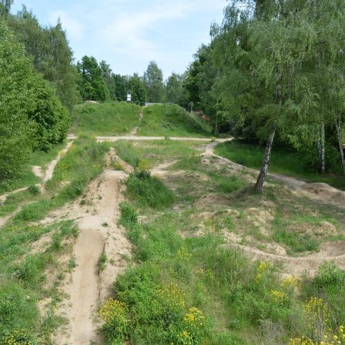 Bild 3: BMX-Anlage Essener Straße
