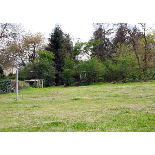 Bild 1: Volleyballnetz / Bonnerstraße