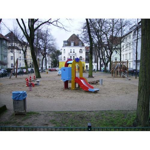 Bild 1: Brandtsplatz