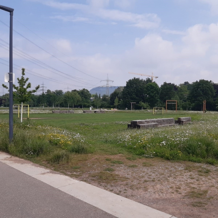 Bild 14: Bürgerpark Grüne Mitte