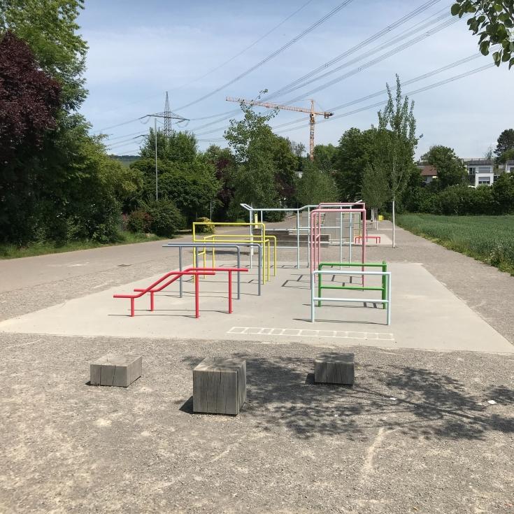 Bild 2: Bürgerpark Grüne Mitte