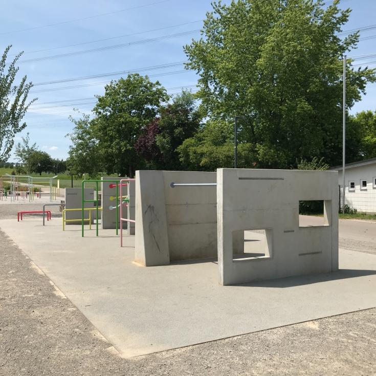 Bild 3: Bürgerpark Grüne Mitte