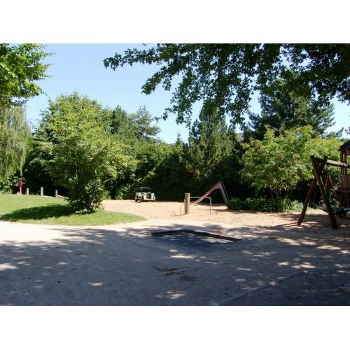 Bild 9: Buschkamp