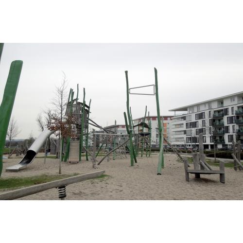 Bild 2: Wasserspielplatz Citypark