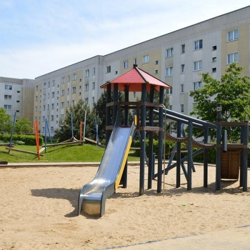 Bild 1: DEGEWO Spielplatz I