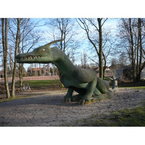 Bild 2: Dino Spielplatz Katendeich