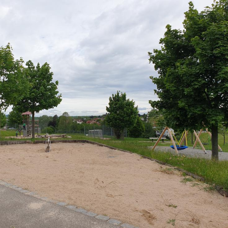Bild 4: Droste-Hüllshoff-Weg