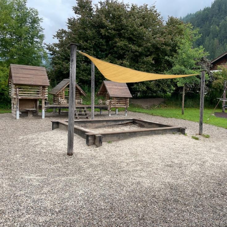 Bild 1: Erlebnisspielplatz Bischofswiesen