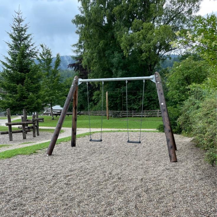 Bild 5: Erlebnisspielplatz Bischofswiesen