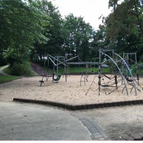 Bild 1: Feuerwehr Spielplatz