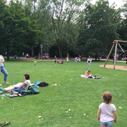 Bild 4: Fürther Stadtpark