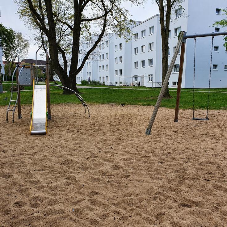 Bild 1: Georg-Herwegh-Straße