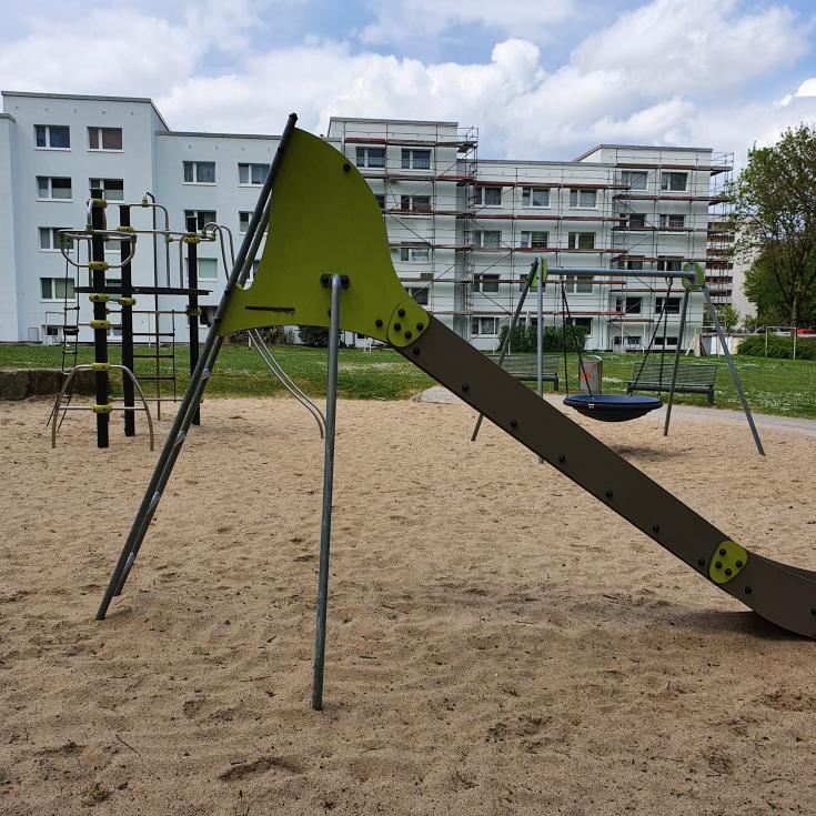 Bild 3: Georg-Herwegh-Straße