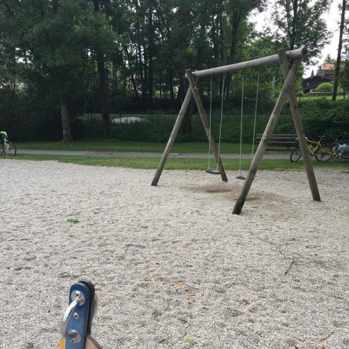 Bild 5: Gmund Seeglas Spielplatz
