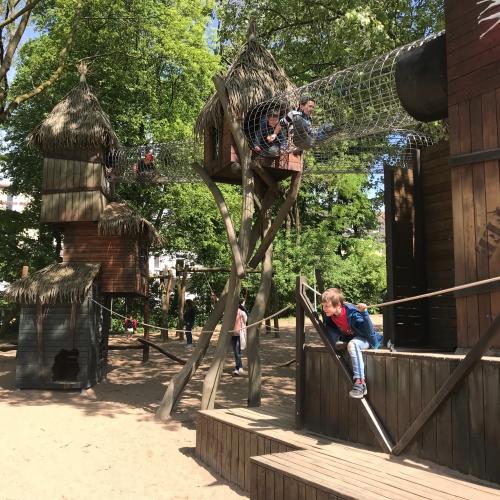 Bild 15: Großer Spielplatz im Kölner Zoo