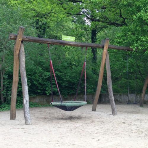 Bild 4: Großer Spielplatz im Zoo