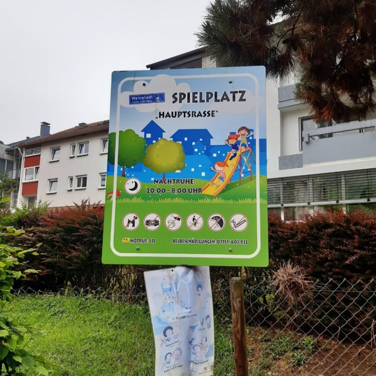 Bild 6: Hauptstraße