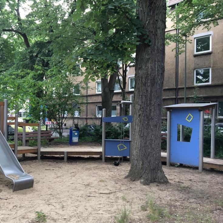 Bild 2: Heinestraße