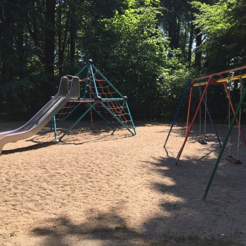 Bild 3: Hirschpark