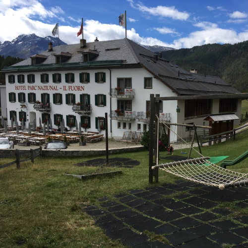 Bild 1: Hotel il Fuorn