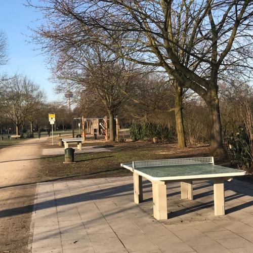 Bild 4: Spielplatz im Lohsepark