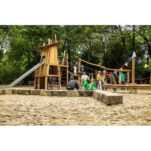 Bild 2: Blücherpark-Spielplatz