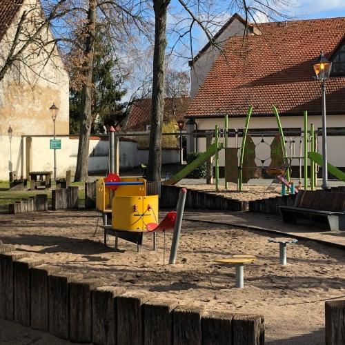 Bild 1: Jahnstraße
