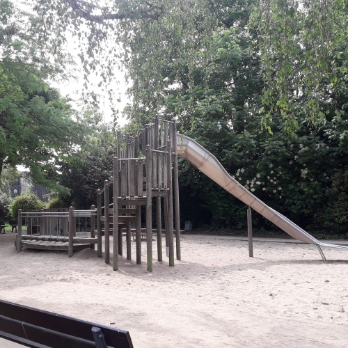 Bild 1: Kaiser-Wilhelm-Park