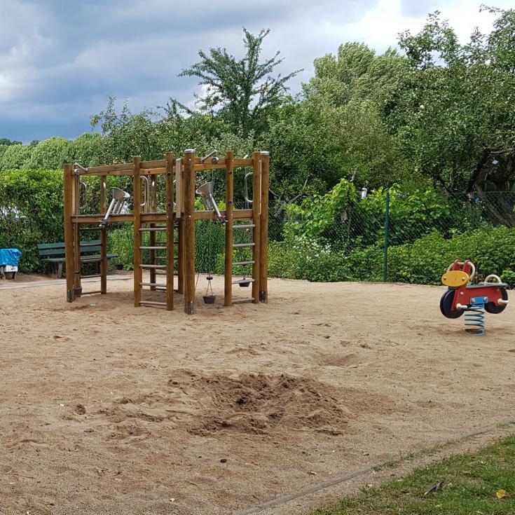Bild 2: Kleingartenanlage Ruhlach