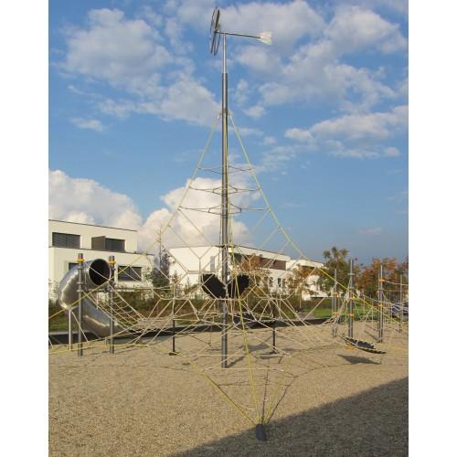 Bild 4: Kletterspielplatz Berliner Seilfabrik
